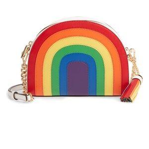 Rainbow Michael Kors Crossbody